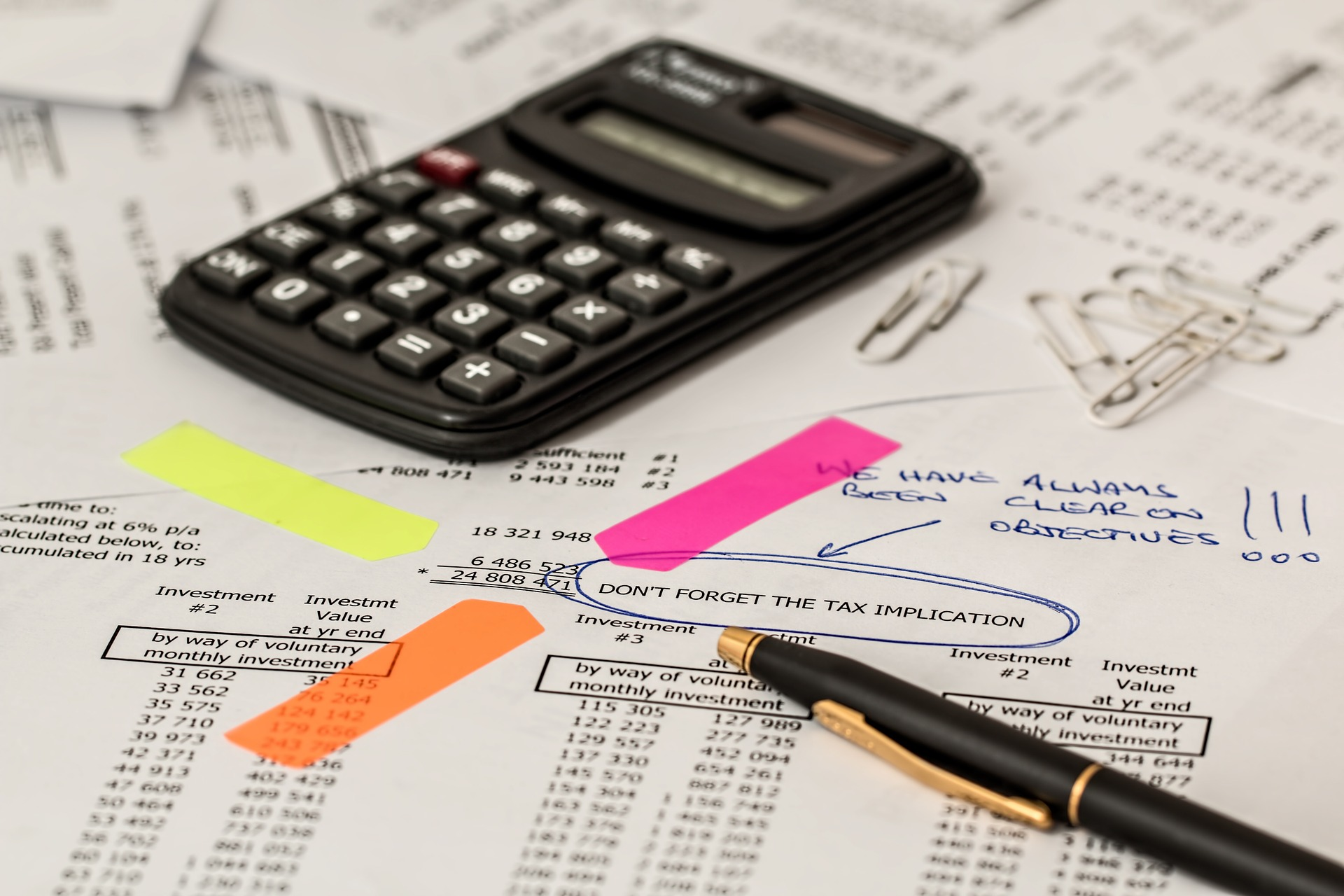 De investering in het juiste boekhoudprogramma