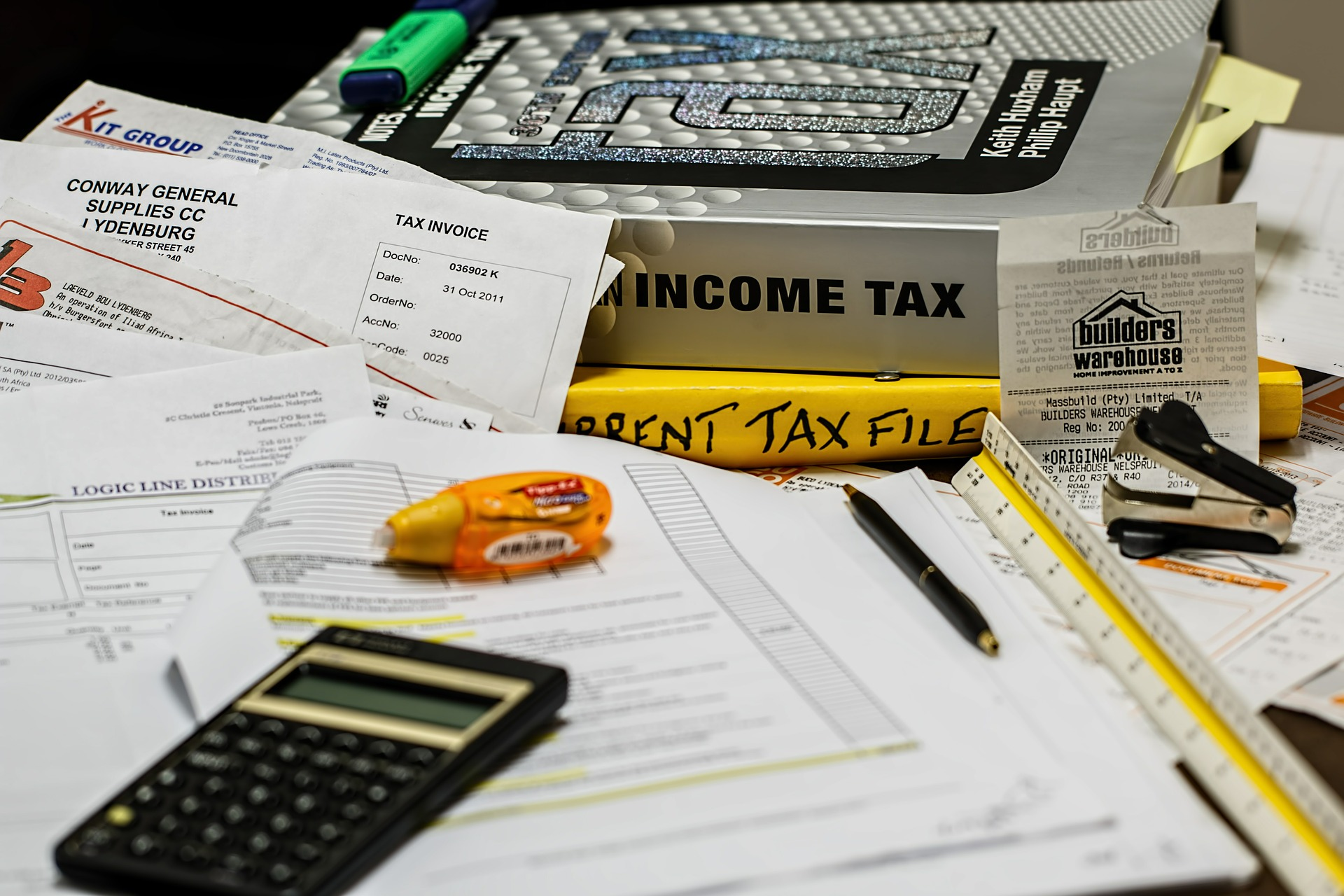 De meest voorkomende boekhoudproblemen